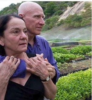 Un cuplu din Brazilia a facut imposibilul. A replantat padurea care disparuse cu ani in urma si ceva minunat s-a intamplat