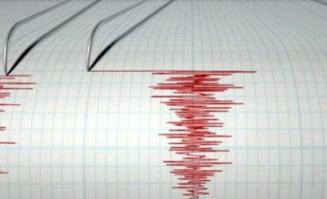 Un cutremur cu magnitudine de 6 pe Richter a zguduit nord-estul Japoniei