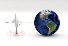 Un cutremur cu magnitudinea de 3,4 s-a produs in Buzau. Seismul a fost resimtit si la Bucuresti