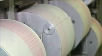 Un cutremur de 4,2 grade a avut loc in zona Vrancea - UPDATE