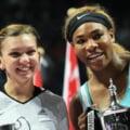 Un deceniu de rivalitate Simona Halep - Serena Williams. E fascinant ce s-a intamplat la primul meci direct
