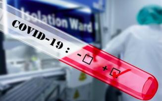 Un deces si cinci noi imbolnaviri cu noul Coronavirus, raportate duminica de catre DSP Buzau