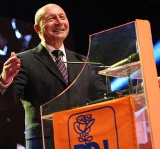 Un deputat PD-L crede ca Basescu vrea sa ingroape partidul