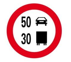 Un deputat PSD propune marirea limitei de viteza pentru toate autovehiculele in localitati