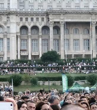 Un deputat USR a cerut explicatii oficiale la Parlament: Sa vedem cine sunt nerusinatii care au avut acces gratis la Bon Jovi
