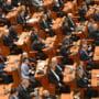 Un deputat de Timis, printre cei 27 de parlamentari muti. A vorbit o singura data si atunci la depunerea juramantului