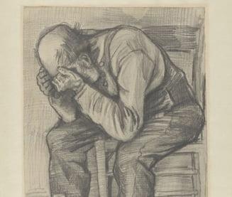 Un desen de Vincent van Gogh, recent descoperit, a fost expus la muzeul dedicat artistului din Amsterdam