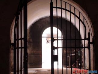 Un detinut a evadat pe geamul de la baie la Satu Mare UPDATE Fugarul a fost prins