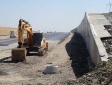 Un dezastru anuntat: Autostrada 3 trece prin mijlocul raului Prahova si al statiunilor de pe Valea Prahovei