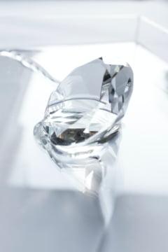 Un diamant de 102 carate ar putea fi vandut la licitatie cu 30 de milioane de dolari