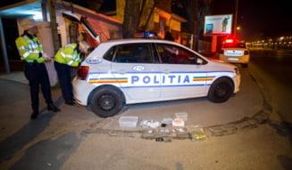 Un diplomat sarb a fost incatusat, dupa ce a intrat cu masina intr-o politista de la rutiera. Rezultatul alcooltestului: 0,34 mg alcool pur in aerul expirat