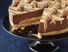 Un dulce de sarbatoare: Tort de biscuiti si caramel