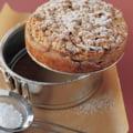 Un dulce de week-end: Prajitura cu mere
