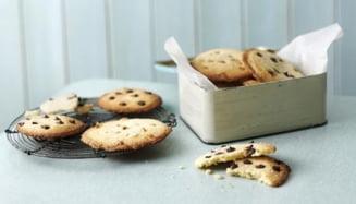 Un dulce de weekend: Cei mai simpli biscuiti de casa