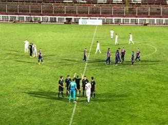 Un egal cat o infrangere: Steaua se impiedica de Dinamo si are sanse minime de promovare