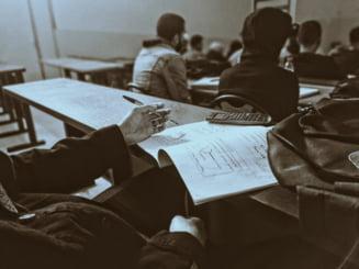 Un elev cu cerinte speciale din Capitala a fost eliminat cu nota 1 de la Evaluarea Nationala