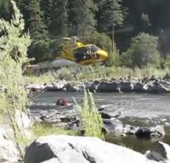 Un elicopter al misiunii UE s-a prabusit in Kosovo