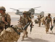 Un elicopter britanic s-a prabusit, mai multe victime