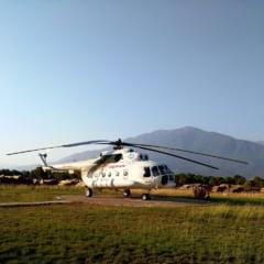 Un elicopter moldovenesc s-a prabusit in Afganistan: 12 persoane au murit
