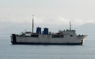 Un feribot s-a scufundat in Filipine: 102 persoane au fost salvate, 2 au murit