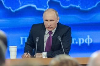 Un film in care presedintele rus e salvat de americani, interzis in Rusia si Ucraina