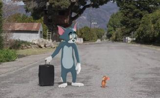 "Un film live-action ""Tom and Jerry"" va fi lansat in cinematografe in 2021"