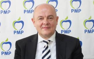 Un fost PMP-ist s-a inscris in partidul lui Gabriel Oprea