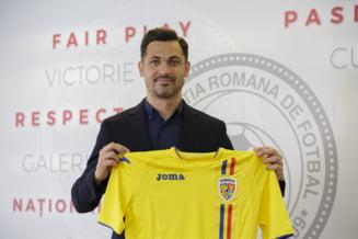 Un fost antrenor al lui FCSB, secundul lui Radoi la nationala Romaniei