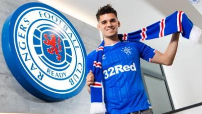 Un fost fotbalist nu intelege cum Rangers poate plati 5 milioane de euro pentru Ianis Hagi