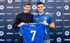 Un fost fotbalist scotian reactioneaza dur dupa anuntul transferului lui Ianis Hagi