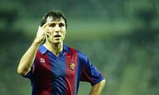 Un fost jucator legendar al Barcelonei, atac dur la adresa actualei conduceri: E vorba de incompetenta