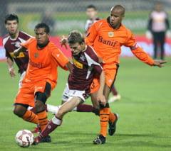Un fost mare jucator de la Rapid si echipa nationala a anuntat cand se va retrage din fotbal