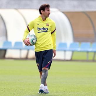 """Un fost mare jucator francez, atac dur la adresa lui Messi: """"Un copil de 1.50 metri, pe jumatate autist"""""""
