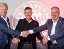 Un fost mare portar va fi noul sef al echipei Bayern Munchen