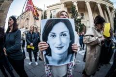 Un fost ministru din Malta a platit 350.000 de euro pentru asasinarea unei jurnaliste