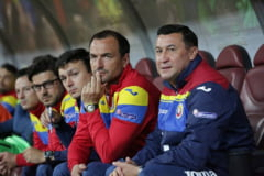 Un fost secund al lui Iordanescu iese la atac: Noi ce transmiteam, mentalitate de loser?