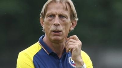 Un fost selectioner al Romaniei, dorit de un club legendar al Europei. Tehnicianul n-a mai antrenat de 4 ani