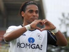Un fotbalist brazilian o pune la punct pe Anamaria Prodan