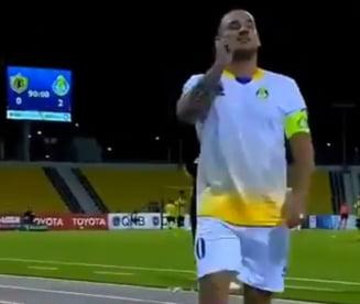 """Un fotbalist cunoscut a provocat un scandal de proportii in Qatar: """"E ultimul meci!"""""""
