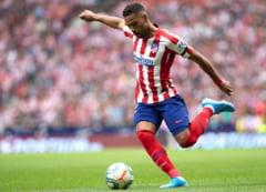 Un fotbalist de la Atletico Madrid a fost depistat cu noul coronavirus