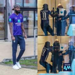 Un fotbalist din Belgia a cerut ajutorul politiei dupa ce a venit la antrenament imbracat in tricoul rivalei. El vrea sa plece la Boloni, in Grecia