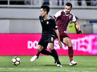 Un fotbalist din Japonia a devenit primul strain cu 250 de jocuri in Liga 1