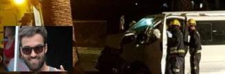 Un fotbalist din Spania a murit la doar 32 de ani dupa un accident violent de masina
