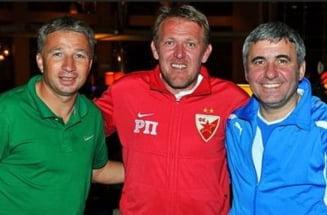 Un fotbalist face declaratii revoltatoare despre Hagi si Petrescu