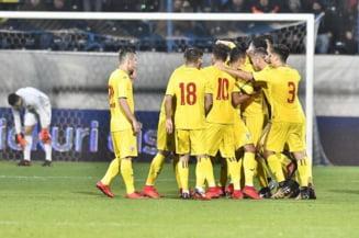 Un fotbalist important al Romaniei analizeaza remiza cu Muntenegru: Parca a fost meci amical