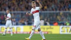 Un fotbalist roman, ridicat in slavi de germani: El poate fi salvarea