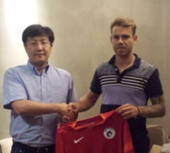 Un fotbalist roman a dat lovitura vietii in China: Ce salariu urias a avut