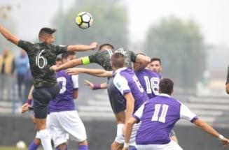 Un fotbalist roman a fost prins cand paria impotriva propriei echipe