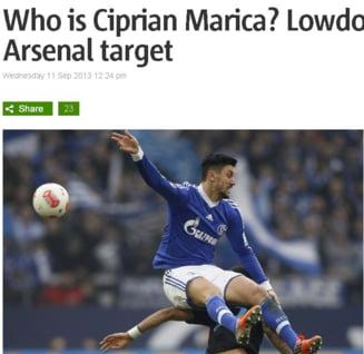 """Un fotbalist roman i-a cucerit pe englezi: """"Who is Marica?"""""""