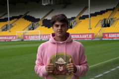 Un fotbalist roman s-a transferat in Belgia